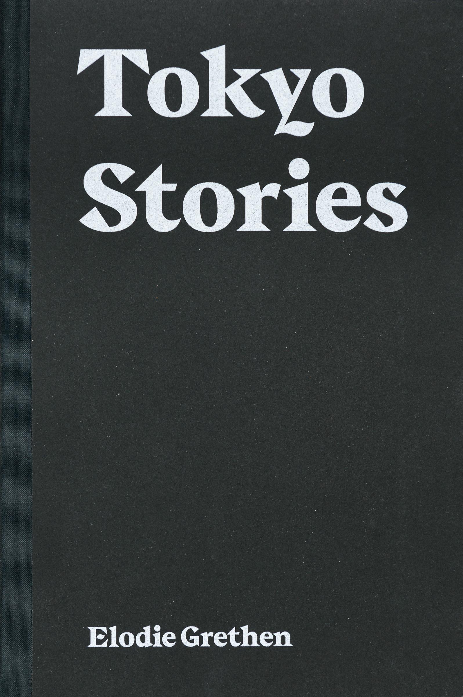 Tokio Stories – Elodie Grethen